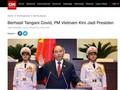 สื่ออินโดนีเซียรายงานข่าวการเลือกผู้นำชุดใหม่ของเวียดนาม