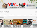 ช่อง Youtube VOV Live เล่าเรื่องของสถานีวิทยุเวียดนามช่วยสร้างความเชื่อมโยงกับผู้ฟังอย่างกว้างขวาง