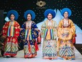 ชุดแต่งกายพื้นเมืองสะท้อนให้เห็นถึงคุณค่าวัฒนธรรมของประชาชาติเวียดนาม