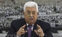 Berbagai kubu di Palestina membahas rencana penggabungan wilayah dari Israel