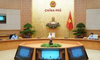 PM Nguyen Xuan Phuc memimpin sidang tentang pencegahan dan pemberantasan wabah Covid-19