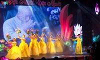 Program kesenian memperingati ultah ke-130 Hari Lahir Presiden Ho Chi Minh