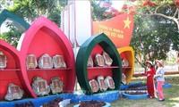 Banyak aktivitas memperingati ultah ke-130 Hari Lahir Presiden Ho Chi Minh di Situs Peninggalan Sejarah Doktor Muda Nguyen Sinh Sac
