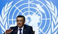 WHO mengadakan sidang Majelis Umum secara online