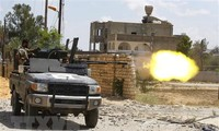 Kekerasan terus berlangsung di Libia