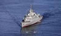 Iran menyatakan akan mempertahankan aktivitas-aktivitas angkatan laut di Teluk