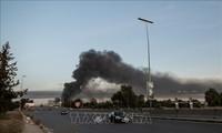 Presiden AS berseru supaya melakukan deeskalasi bentrokan di Liba