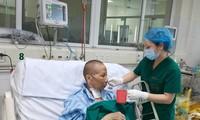 Vietnam tidak mencatat kasus infeksi baru, pasien yang mengalami 3 kali henti jantung sudah sembuh