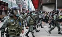 AS, Australia, Kanada dan Inggris mengeluarkan pernyataan bersama tentang Hongkong