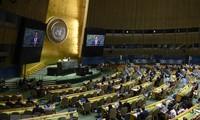 MU PBB membuat rencana memilih 5 anggota tidak tetap DK PBB baru