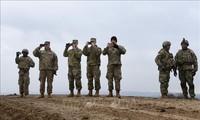 Menhan Jerman mencela rencana AS tentang pemangkasan serdadu