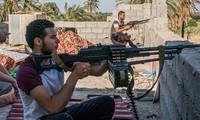 Jerman, Perancis dan Italia berseru supaya menghentikan baku hantam di Libia