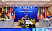 """KTT ke-36 ASEAN mengesahkan Pernyataan 'Visi tentang ASEAN yang berkaitan dan cepat tanggap"""""""