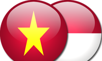 Mencanangkan sayembara pembuatan logo peringatan ultah ke-65 penggalangan hubungan diplomatik Vietnam – Indonesia