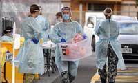 Negara Bagian Victoria (Australia) mencatat jumlah kasus baru yang terinfeksi Covid-19 harian tertinggi