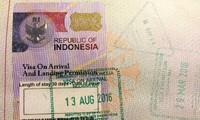 Orang asing yang tertahan harus meninggalkan Indonesia dalam waktu 30 hari