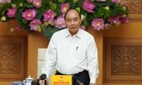 PM Nguyen Xuan Phuc. Patriotisme membantu Vietnam mengatasi kesulitan