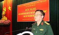 Memperhebat propaganda tentang laut, pulau, dan Dana demi Laut dan Pulau Vietnam