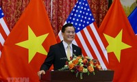 Selama 25 tahun ini, Vietnam dan AS telah menyaksikan tonggak-tonggak yang berarti dengan kemajuan besar di banyak bidang