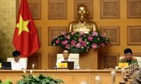 Deputi PM Vu Duc Dam: Berfokus pada mata rantai yang penting istimewa dalam mencegah dan menanggulangi wabah Covid-19