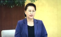 Pembukaan persidangan ke-47 Komite Tetap MN Vietnam