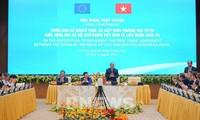 PM Vietnam mengesahkan rencana pelaksanaan Perjanjian EVFTA