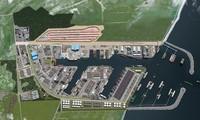 Brasil membangun kompleks pelabuhan besar untuk memperhebat hubungan dagang dengan Asia