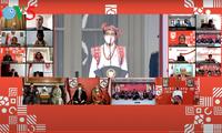 Indonesia memperingati ultah ke-75 Hari Nasional secara virtual