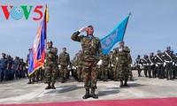 Kamboja terus mengirimkan serdadu untuk ikut serta pada pasukan penjaga perdamaian PBB