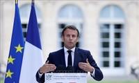 Perancis berseru supaya mengadakan kembali proses perundingan damai Timur Tengah