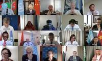 Le Vietnam soutient le rapport de l'envoyé spécial du Secrétaire général de l'ONU pour le Yémen