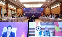 Vietnam-India berupaya mempertahankan perkembangan kerjasama perdagangan