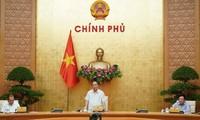 Kesimpulan PM Nguyen Xuan Phuc tentang pencegahan dan penanggulangan wabah Covid-19 di sidang Badan Harian Pemerintah