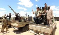 Komunitas internasional mendorong solusi-solusi bagi krisis di Libia