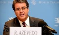 Direktur Jenderal WTO resmi menyatakan meletakkan jabatan