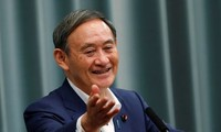 Kepala Kantor Kabinet Jepang, Yoshihide Suga merebut kemenangan dalam pemilihan Ketua LDP