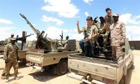 Pemerintah di Libia Timur meletakkan jabatan