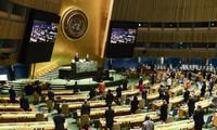 Pekan tingkat tinggi MU PBB angkatan ke-75 dibuka