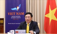 Vietnam mengimbau semua pihak yang bertikai untuk melaksanakan secara serius gencatan senjata di seluruh dunia