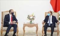 Vietnam-Kerajaan Inggris melakukan kerja sama di banyak bidang, melaksanakan perjanjian perdagangan bilateral