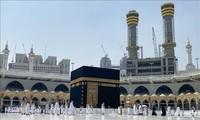Arab Saudi mengadakan kembali ibadah Umrah di Mekkah setelah 6 bulan