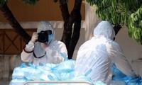 Para wartawan ASEAN mengeluarkan pernyataan untuk bersinergi memundurkan pandemi global Covid-19