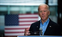 Capres Joe Biden tetap mengungguli Presiden Donald Trump di berbagai negara bagian seperti Michigan dan Nevada