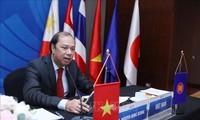 ASEAN 2020: Konferensi Para Pakar Senior Asia Timur tentang kerja sama dalam menghadapi wabah Covid-19