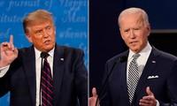Pilpres AS 2020: Kampanye pemilihan yang dilakukan Presiden D.Trump meminta adanya pengubahan tema perdebatan