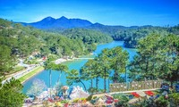 Provinsi Lam Dong melakukan stimulasi pariwisata