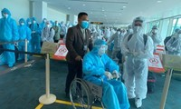 Memulangkan warga negara Vietnam dari Brunei Darussalam kembali ke Tanah Air dengan selamat