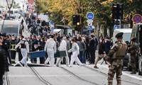 Perancis memperluas investigasi terhadap serangan dengan pisau, menangkap lagi banyak obyek