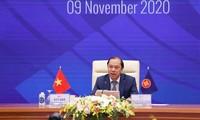 ASEAN 2020: Para menteri terus mengadakan sidang virtual