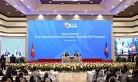 RCEP akan mendorong integrasi ekonomi di kawasan Asia-Pasifik, menentang kecenderungan proteksi